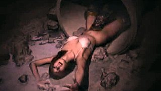 3D women Wrecked by Scary Tentacles HD sex