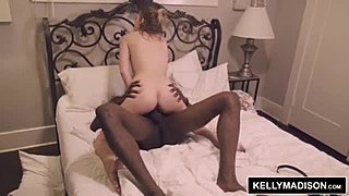 KELLY MADISON - Chloe Scott Tries Some dark-skinned 10-Pounder after Marriage